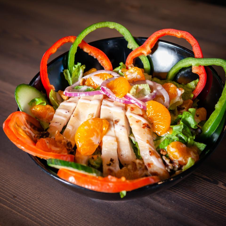 Salade César au poulet grillé ou pané