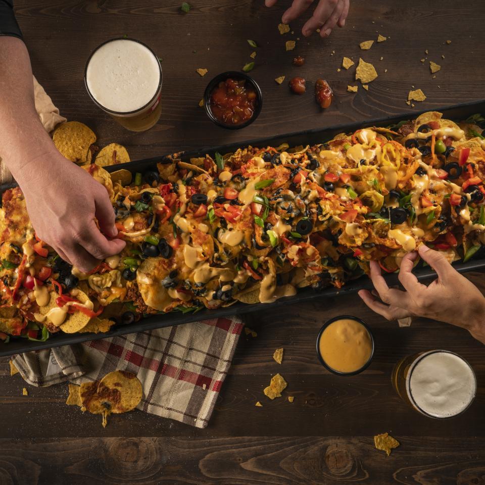 Festi-Nachos mixte