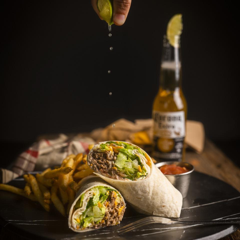 Wrap Tex-Mex